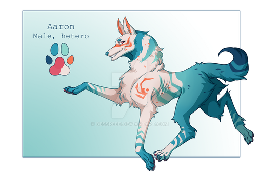 Aaron by BessReed