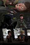 Fem!Hiccup: Astrid encounters by AvannaK
