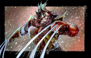 wolverine PS by weshoyot