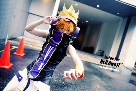 The World Ends with You ::03 by Cvy