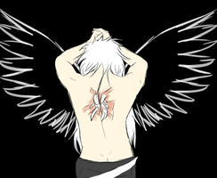 Mangled Wings by Ashanyx