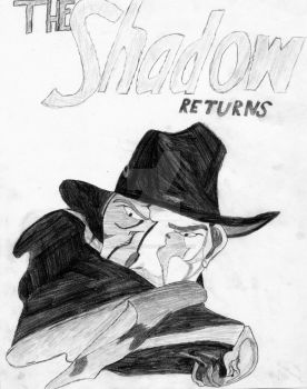 The Shadow by AngryCab00se