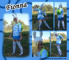 Fionna Cosplay by charryblossom