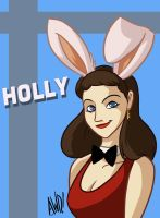 TGWTG Toonize - Holly by AndrewDickman