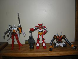The Getter Team by MMTrigger
