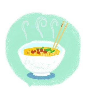 Noodles by TorrentialRains