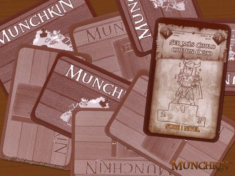 Munchkin Wall 01 by Darth-Longinus