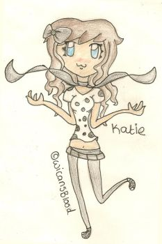 Katie :new OC:. by WicansBlood