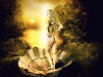 New birth of Venus by Carole-Bailly-Maitre