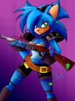Paint Ball :RQ: by VioletRaven106