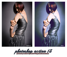 Photoshop Action 13 by saturn-rings
