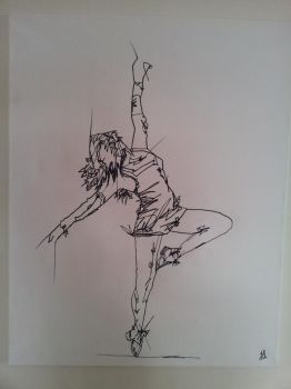the dancer by remote69