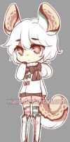 Lacie: 1 Day Winter Lacie Auction [CLOSED] by niaro