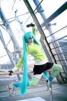 VOCALOID:  Bend Reality by GianMarqu