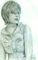 silent hill 3s heather by snakedaemon