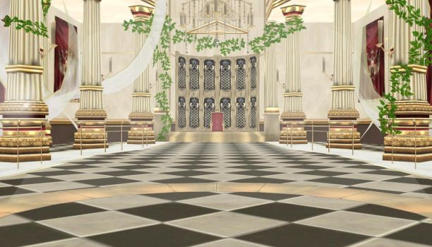 [MMD] Cantarella Stage DL by Madison15711