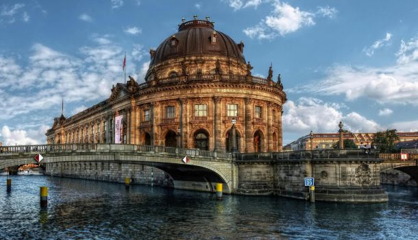 Museum Island - Bode Museum I by pingallery