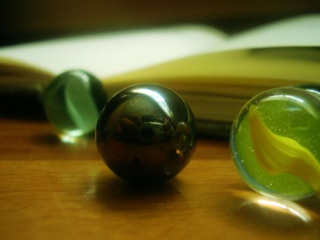 Marvel Marbles by manuel3191