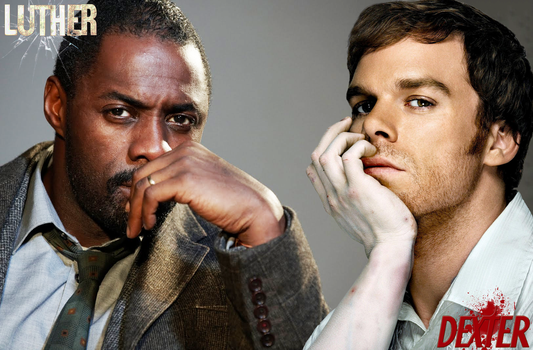 Luther vs Dexter by Alexe-Arts