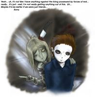Halloween - REJECTION by micer