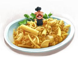 pastaEpatate by scoppetta