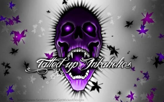 Tatted-up Inkaholics by Get-Wicked-Designs