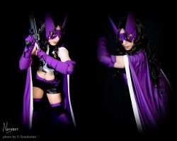 The Huntress by Neferet-Cosplay