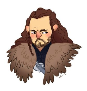 Thorin by Aliveat