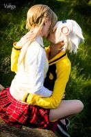 Soul x Maka by SecondImpactCosplay