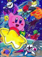 Kirby Madness by Matrix-Ditto