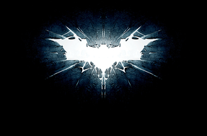 The Dark Knight Rises ALTERNATE LOGO by contengan