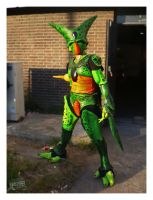 Cell Cosplay by Lexedur
