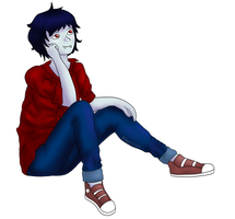 Marshall Lee by tiketot4