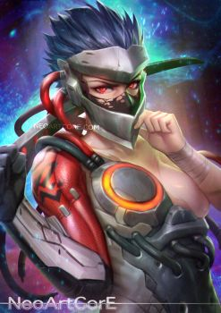 Genji Final by NeoArtCorE