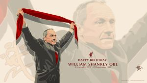 Shankly Birthday tribute by kitster29