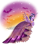 Princess Twilight - Special Halloween Dress by selinmarsou