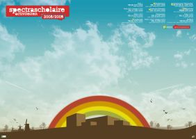 Spectrascholaire Activi. 08-09 by dnY