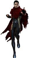 Logan Lerman as Wiccan - Transparent Background! by Camo-Flauge