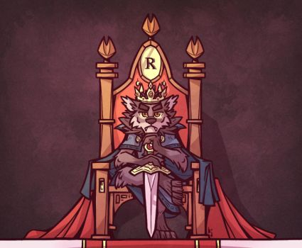 The King by casual-dhole