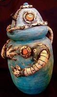 robot pitcher complete by thebigduluth