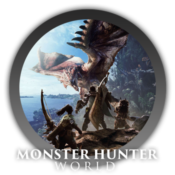 Monster Hunter World - Icon by Blagoicons