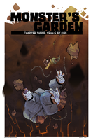 Monster's Garden: Trials By Fire by Kilo-Monster