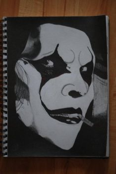 James Root by anotherheartcalls