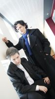 . Sherlock CoSpLaY o1 . by Schokoschal