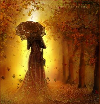 be my autumn by Ameliethe