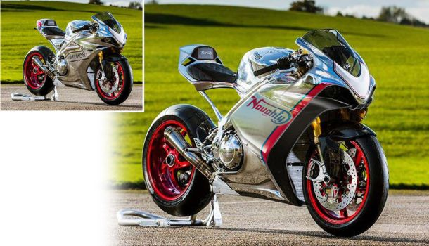Norton V4 Fairing and Livery Study by tuliakbay