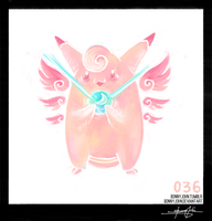 Clefable ! Pokemon One a Day!
