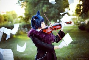 Let the wind will carry my words... by Kazuki-Fuchouin