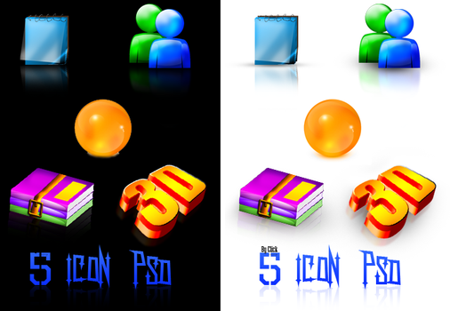 Icon PSD by ClickRCl