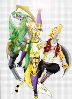 Digimon Avengers_CrystalArmour by EmeraldSora